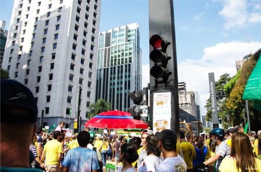 Sinal vermelho para a Presidente Dilma