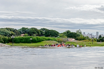 Jardim Botânico Curitiba Paraná