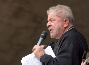 Eis Presidente Lula