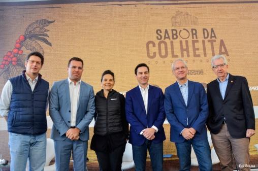 Abertura da Colheita do Café 2019 Com Ministro do Meio Ambiente Ricardo Salles